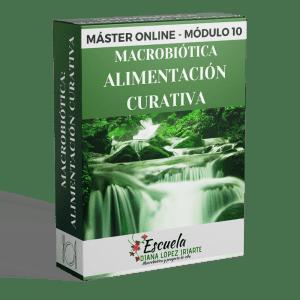 Master Macrobiotica alimentacion curativa Modulo 10 - Diana Lopez Iriarte
